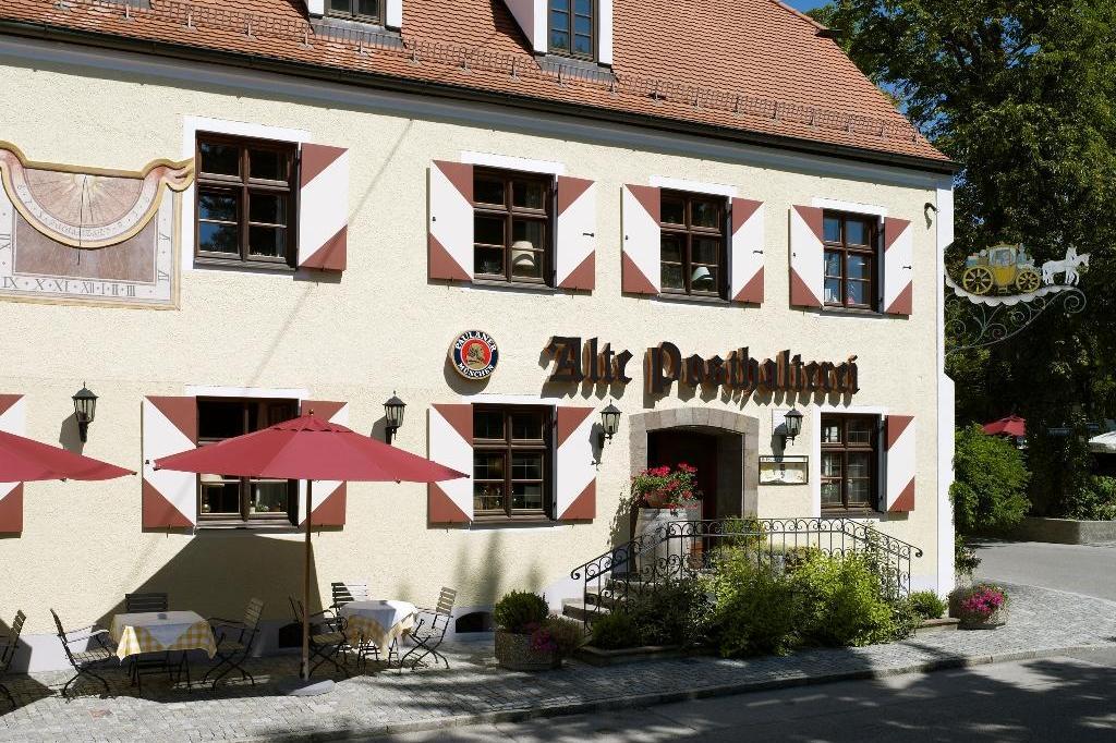 Bedienung/Kellner mit Inkasso bei Alte Posthalterei ...