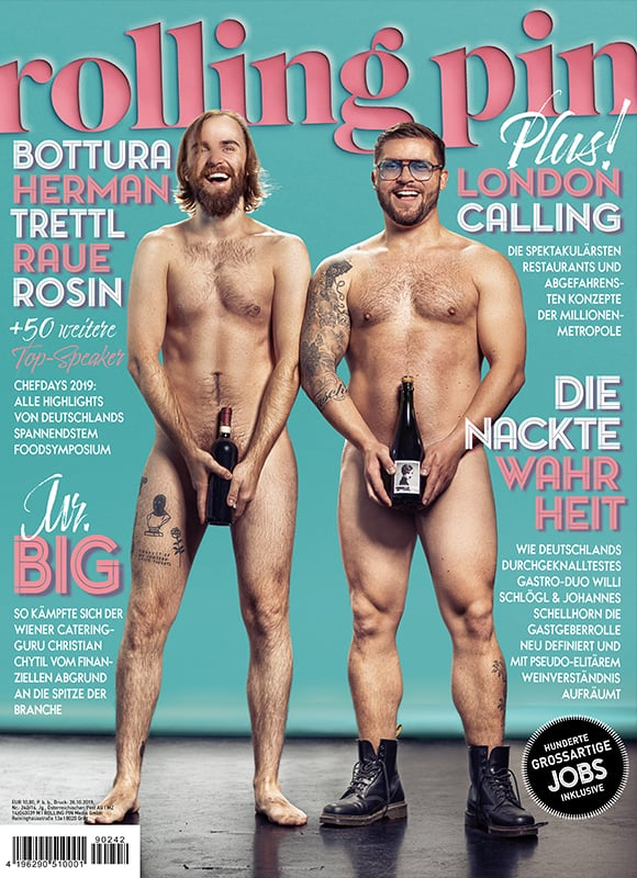 Rolling Pin Ausgabe 242 Cover